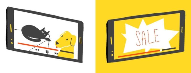 Consumer Online Video Content vs Business Online Video Content